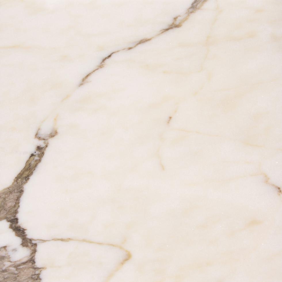 Mármore do Poço Bravo - Estremoz Branco com veios castanhos